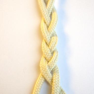 三つ編みの編み方