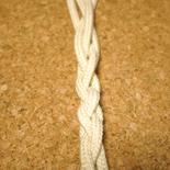 丸四つ編みの編み方