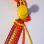 斜め編みミサンガ作り方2-6