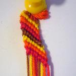 斜め編みミサンガ作り方7