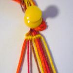 斜め編みミサンガ作り方2-0