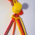 斜め編みミサンガ作り方2-2