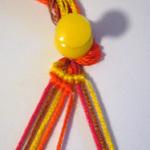 斜め編みミサンガ作り方2-4