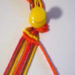 斜め編みミサンガ作り方2-7