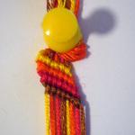 斜め編みミサンガ作り方4