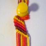 斜め編みミサンガ作り方5