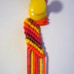 斜め編みミサンガ作り方6