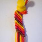 斜め編みミサンガ作り方8